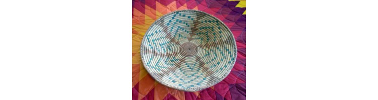 Navajo Basket