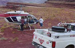 helicopter aerials for film