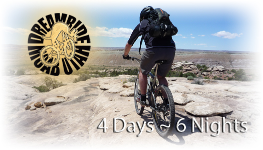 4 Day ~ 6 Night Moab Mountain Bike Vacation