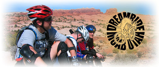 father and son mountain bike vacations