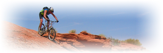 Reserve your Moab cycling vacation with Dreamride.