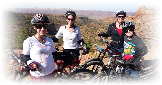 Moab Family Vacations and Day Tours