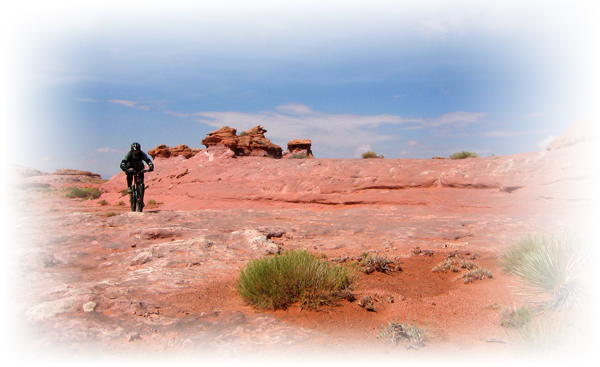 Mountain Bike Tours in Moab, Utah