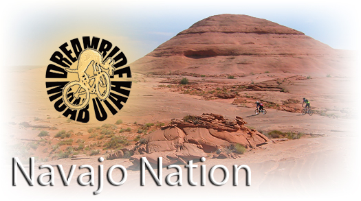 Navajo Nation cycling vacations