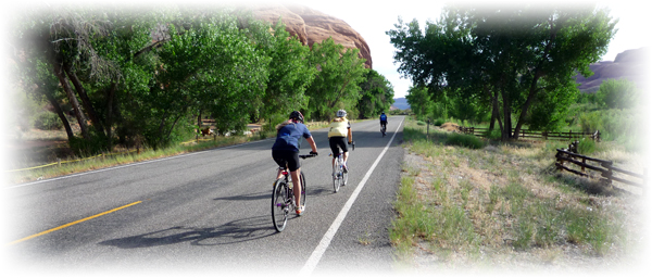 Road Bikes and Cycling Vacations in Moab, Utah