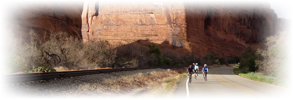 moab road bike day tours