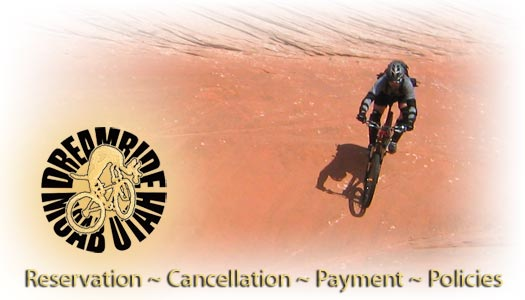 Mountain Bike Vacation Reservations