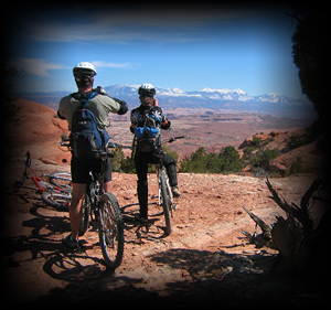 Bicycling Moab