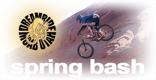 Moab mountain bike skills camp