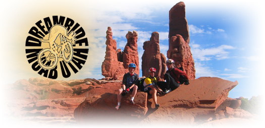 Moab mountain bike safety and survival