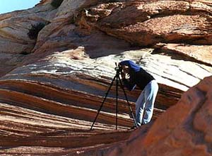 photography at Coyote Buttes